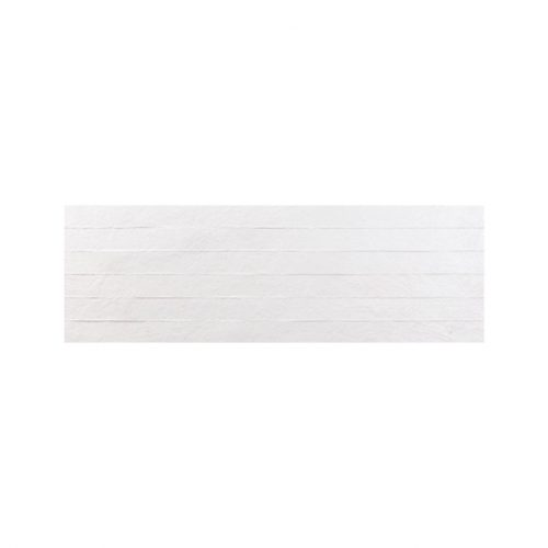 Sienų plytelės - Newton relieve white