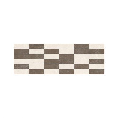 Sienų plytelės - Relieve Estrato marron