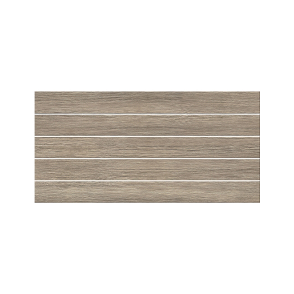 Sienų plytelės - Nature Wood brown satin structur