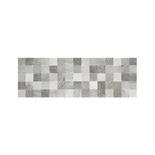 Sienų plytelės - Johnstone grey mosaic