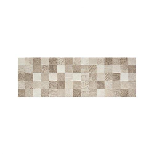 Sienų plytelės - Johnstone taupe mosaic