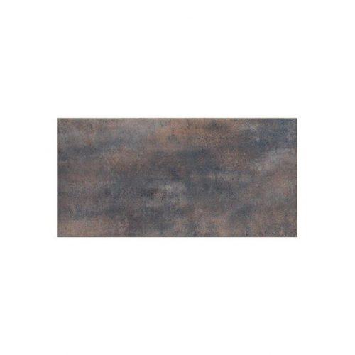 Grindų plytelės - Steel black